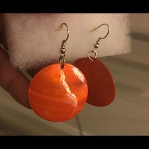 Pretty New contemporary earrings.